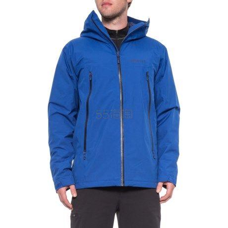 限尺码!Marmot 土拨鼠 Solaris Gore-Tex 男款防水冲锋衣 4.97(约1,034元) - 海淘优惠海淘折扣|55海淘网