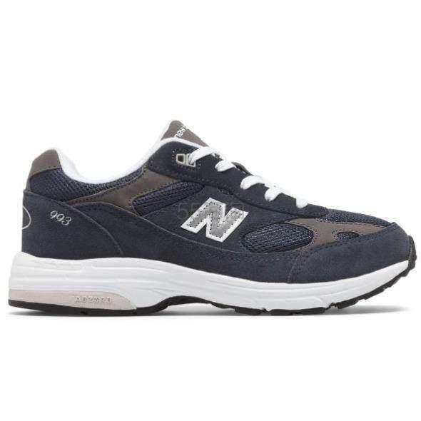 New Balance 新百伦 993v1 大童款复古运动鞋