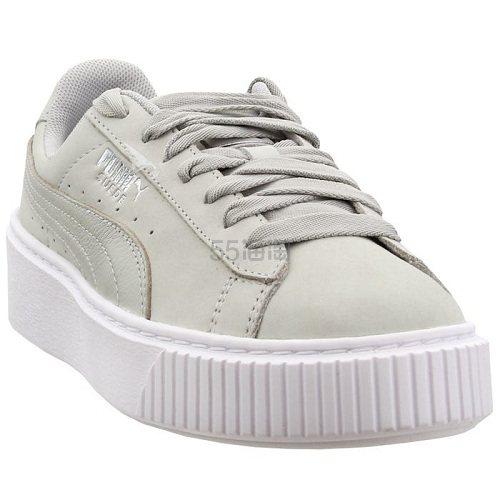 Puma 彪马 米灰色厚底运动鞋 .95(约318元) - 海淘优惠海淘折扣|55海淘网