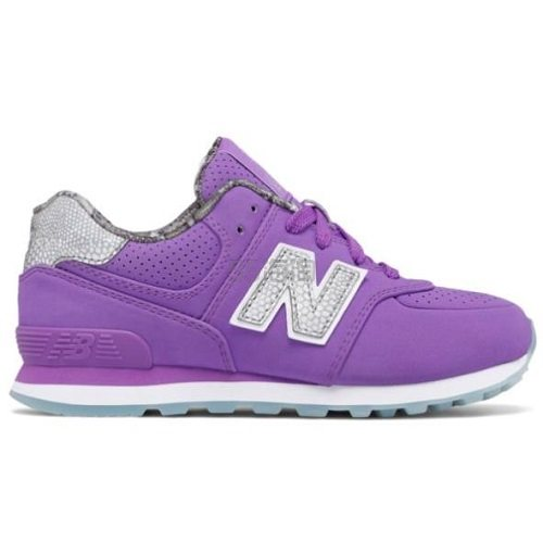 New Balance 新百伦 574 大童款运动鞋 .99(约213元) - 海淘优惠海淘折扣|55海淘网