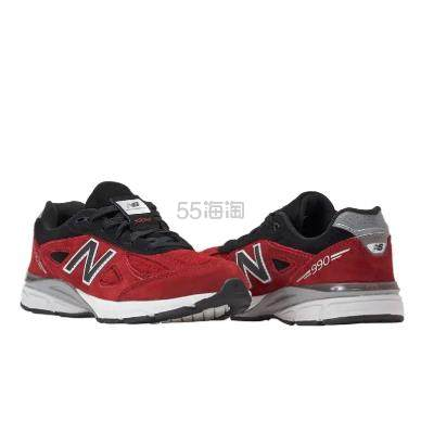 New Balance 新百伦 990 大童款复古运动鞋 (约284元) - 海淘优惠海淘折扣|55海淘网