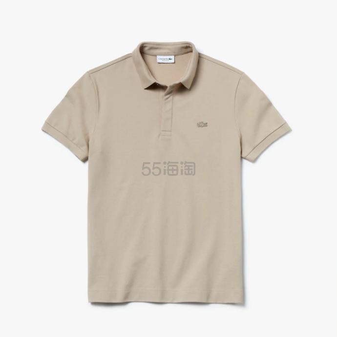 Lacoste 法国鳄鱼 Regular Fit Polo短袖 .99(约482元) - 海淘优惠海淘折扣|55海淘网