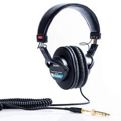 【中亚Prime会员】Sony 索尼 MDR7506 头戴式专业监听耳机
