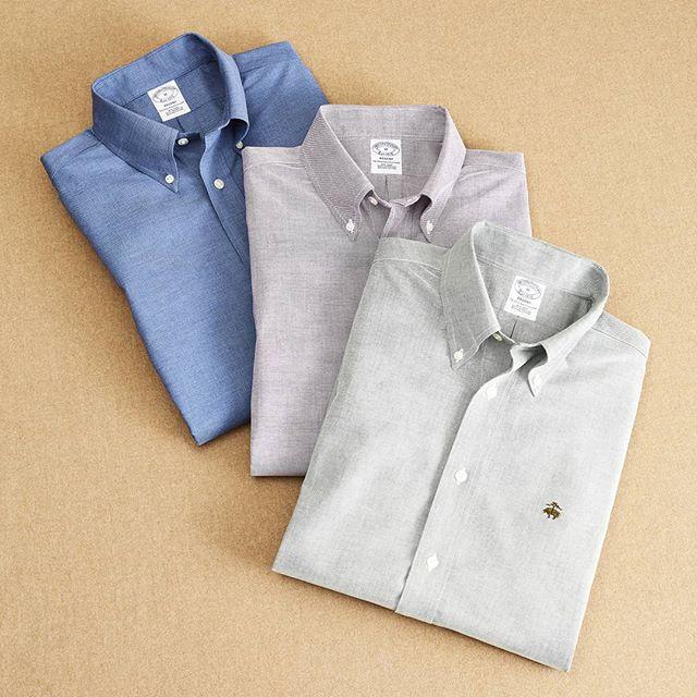 Brooks Brothers:精选 男女士衬衫免熨烫