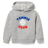 Janie and Jack TENNIS CLUB 童款连帽卫衣