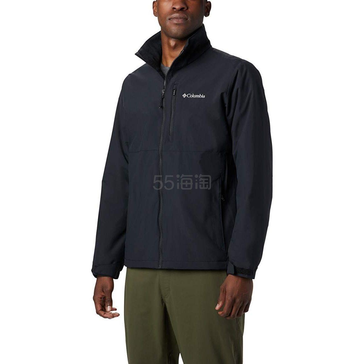 【中亚Prime会员】Columbia 哥伦比亚 Utilizer 男士防泼水夹克 到手价317元 - 海淘优惠海淘折扣|55海淘网