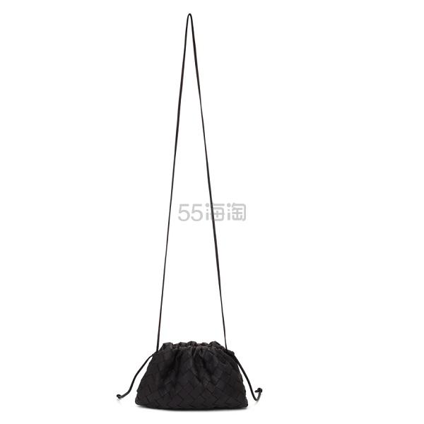 BOTTEGA VENETA The Pouch 黑色云朵包 ,395(约9,926元) - 海淘优惠海淘折扣|55海淘网