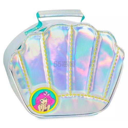 Disney 迪士尼 小美人鱼 贝壳午餐包 .39(约46元) - 海淘优惠海淘折扣|55海淘网