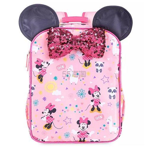 Disney 迪士尼 米妮粉色儿童双肩背包 .59(约69元) - 海淘优惠海淘折扣|55海淘网