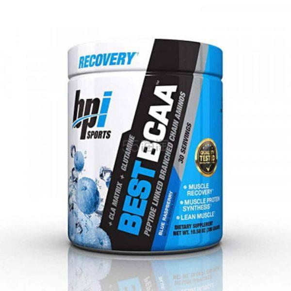 【满额包税免邮】BPI Best BCAA 寡肽支链氨基酸健身运动恢复肌肉营养粉 30份 ¥151 - 海淘优惠海淘折扣 55海淘网