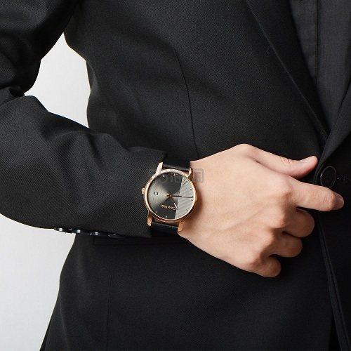 好价!Calvin Klein 卡尔文·克莱因 City 系列 黑色男士时装腕表 K2G2G6C3 (约567元) - 海淘优惠海淘折扣 55海淘网