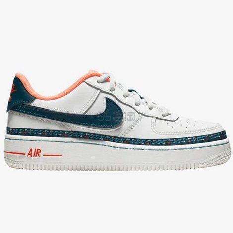【熱款】Nike 耐克 Nike Air Force 1 Low 大童款板鞋 (約536元) - 海淘優惠海淘折扣|55海淘網