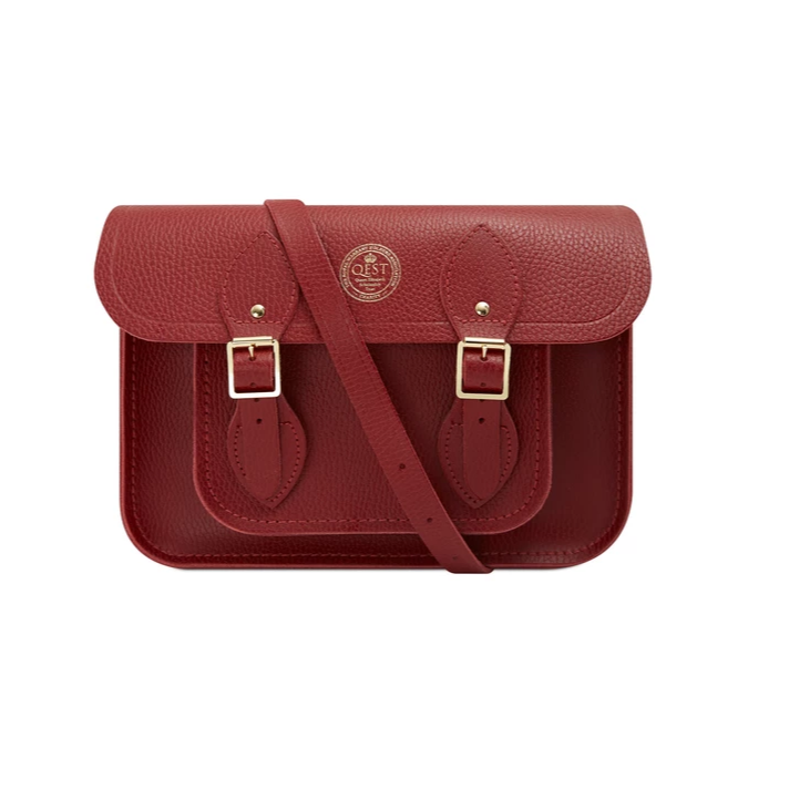 The Cambridge Satchel Company QEST 11吋 剑桥包