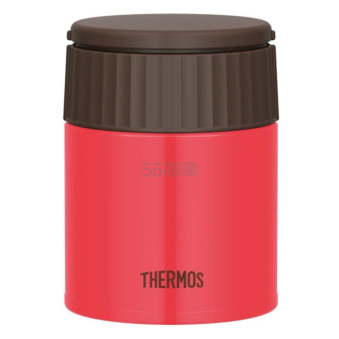 【中亚Prime会员】Themos 膳魔师 不锈钢保温罐焖烧罐 JBQ-300 红色 300ml 到手价134元 - 海淘优惠海淘折扣 55海淘网