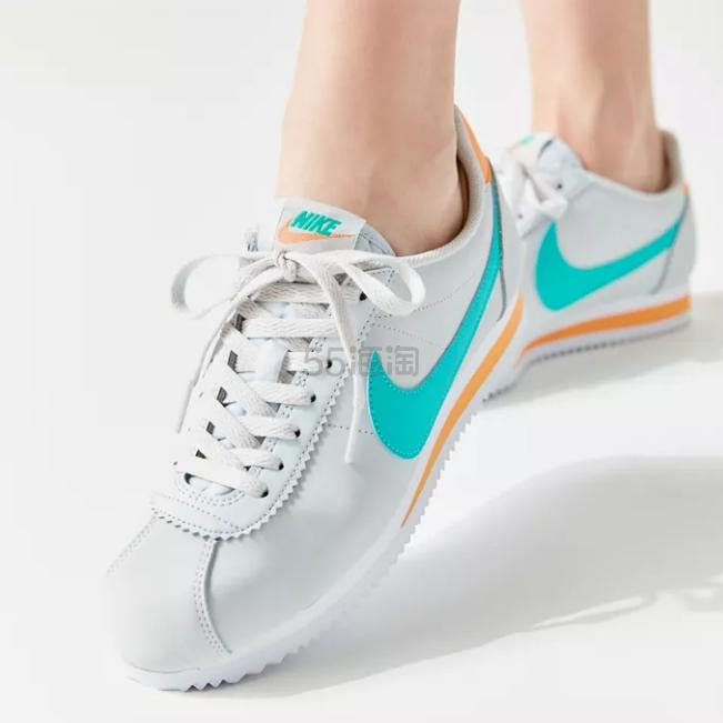 限时免邮!Nike 耐克 Classic Cortez 皮革阿甘鞋 .99(约357元) - 海淘优惠海淘折扣|55海淘网