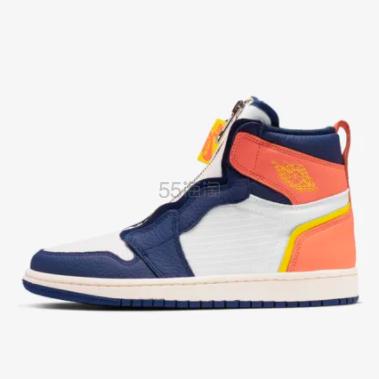 【直降80元+一件免邮】Air Jordan 1 High Zip 女子运动鞋