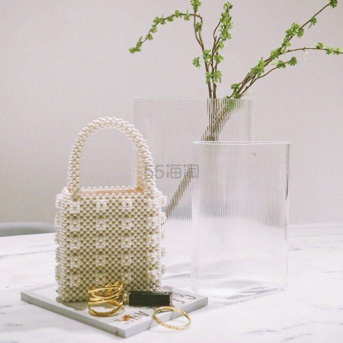Shrimps Antonia Classic 珍珠手提包包 ¥3,096 - 海淘优惠海淘折扣|55海淘网