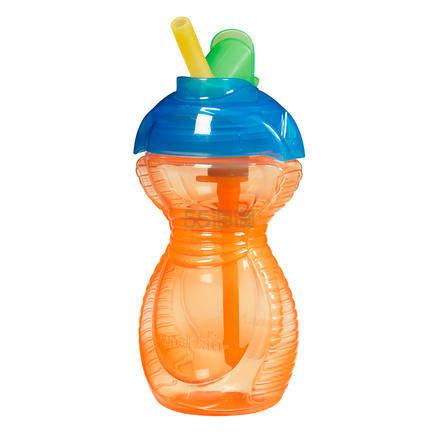 【周三会员日】Munchkin 麦肯齐 儿童吸管杯 266ml 7.95澳币(约39元) - 海淘优惠海淘折扣|55海淘网