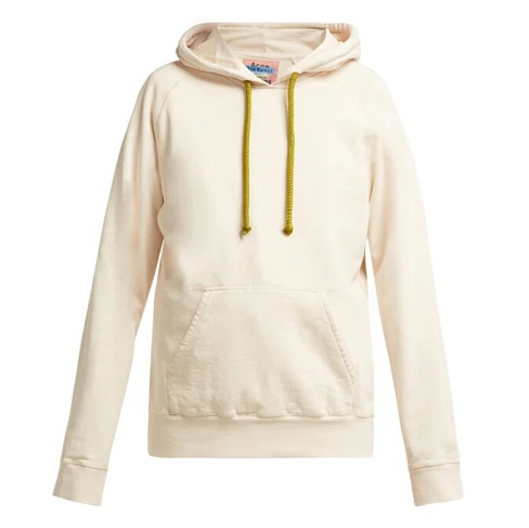 ACNE STUDIOS Hooded cotton sweatshirt 女士连帽卫衣