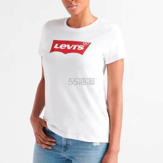 Levis 李维斯 The Perfect 女子T恤 .95(约106元) - 海淘优惠海淘折扣|55海淘网