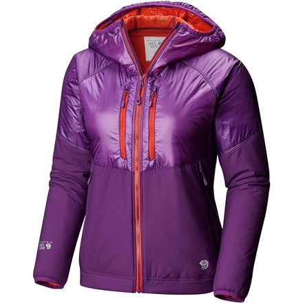 3.6折!码全!Mountain Hardwear 山浩 Kor Strata Alpine 女款高山连帽棉服外套