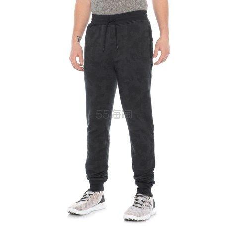 码全!Under Armour 安德玛 Threadborne 男士运动裤 .99(约248元) - 海淘优惠海淘折扣|55海淘网