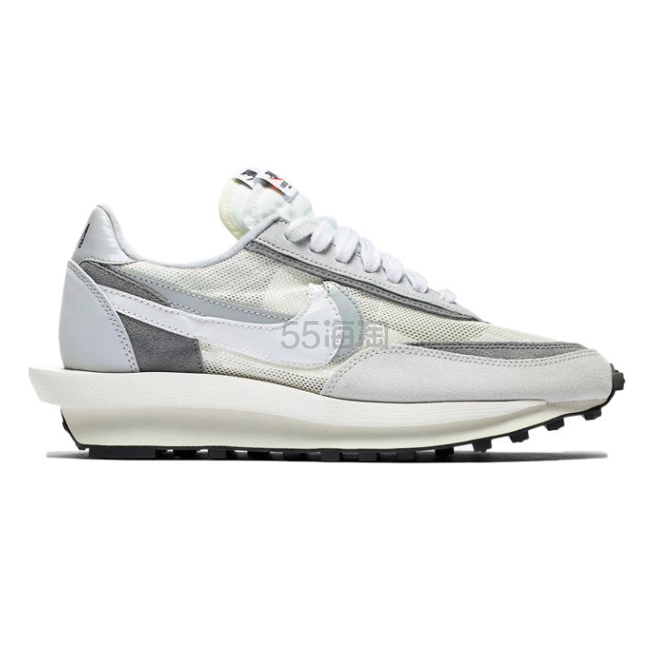 Nike LD Waffle Sacai 灰色运动鞋