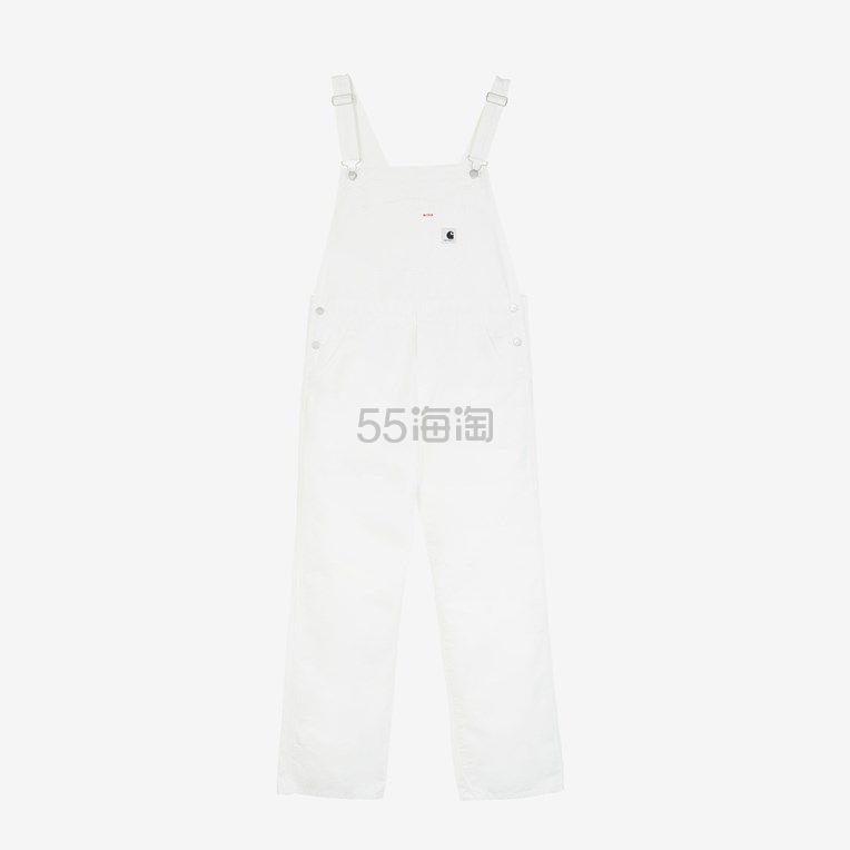 Carhartt WIP W 白色背带裤 9.2(约843元) - 海淘优惠海淘折扣 55海淘网