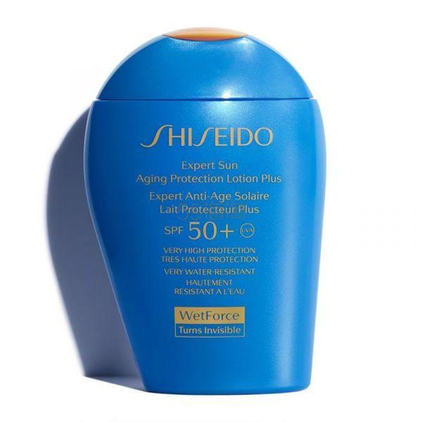 Shiseido 资生堂 新艳阳夏臻效水动力防护乳 SPF50+ 100ml £28(约247元) - 海淘优惠海淘折扣 55海淘网