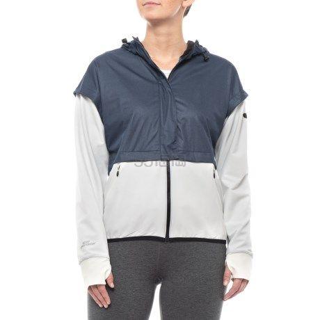 码全!Under Armour 安德玛 Unstoppable Windstopper 女款雨衣夹克 (约155元) - 海淘优惠海淘折扣|55海淘网