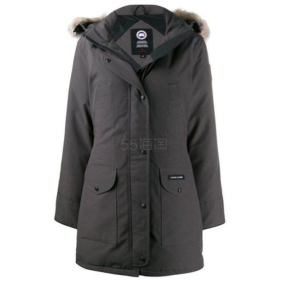 CANADA GOOSE parka coat 女士羽绒服 港币5,697(约5,165元) - 海淘优惠海淘折扣|55海淘网