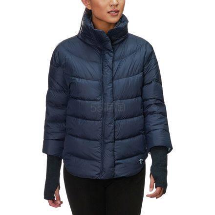 限尺码!Mountain Hardwear 山浩 PackDown 女士750蓬保暖羽绒服 .98(约709元) - 海淘优惠海淘折扣 55海淘网