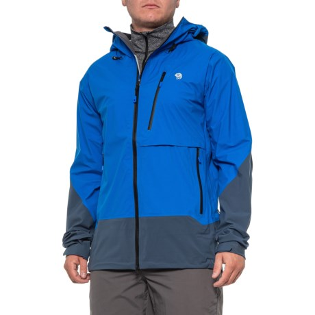 码全!Mountain Hardwear 山浩 Superforma 3L 男款防水冲锋衣