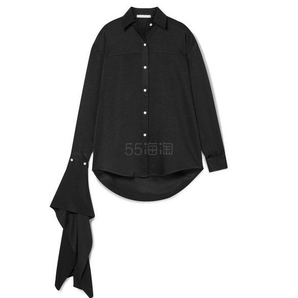 PETER DO 垂坠斜纹布衬衫 £1,130(约9,993元) - 海淘优惠海淘折扣|55海淘网