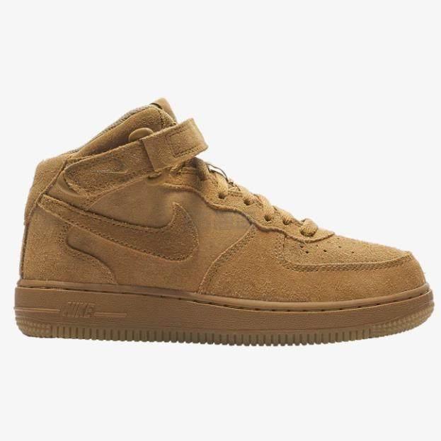 【小脚福利】Nike 耐克 Air Force 1 Mid 中童款板鞋 .99(约283元) - 海淘优惠海淘折扣|55海淘网