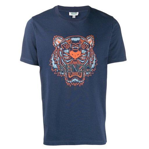 KENZO tiger T-shirt 男士T恤衫 港币552.5(约501元) - 海淘优惠海淘折扣|55海淘网