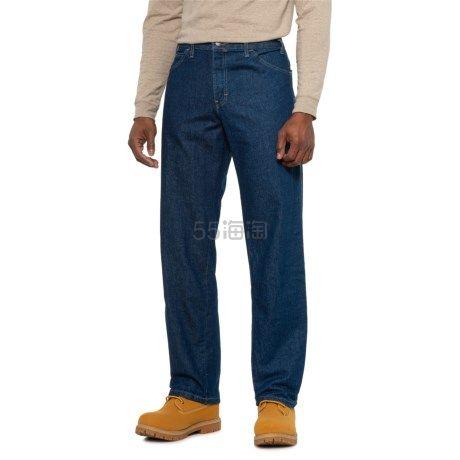白菜价!码全!Dickies Denim Carpenter 男士宽松直筒牛仔裤 .99(约71元) - 海淘优惠海淘折扣 55海淘网