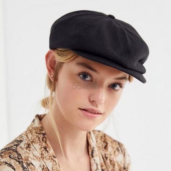 Brixton Brood Linen Snap Cap 八角帽 .99(约149元) - 海淘优惠海淘折扣|55海淘网