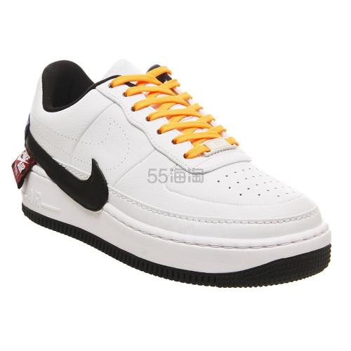 Nike Jester 空军1号黑色 swoosh 低帮鞋 5(约886元) - 海淘优惠海淘折扣|55海淘网