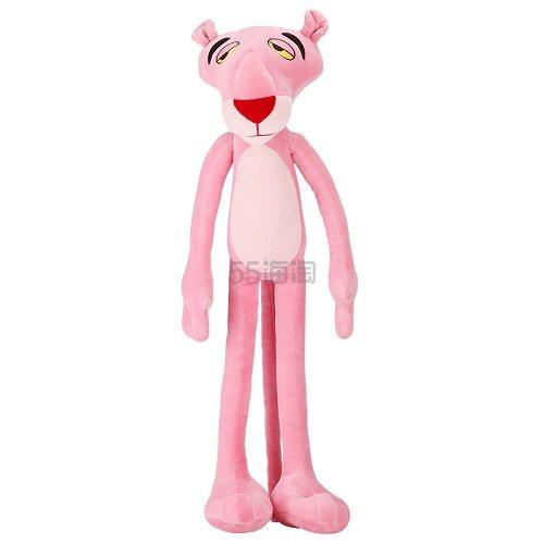 【返利14.4%】MINISO 名创优品 粉红豹毛绒公仔 54cm