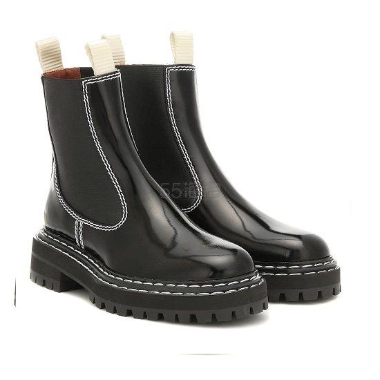 【2019黑五】5折!PROENZA SCHOULER 踝靴 0(约2,855元) - 海淘优惠海淘折扣|55海淘网