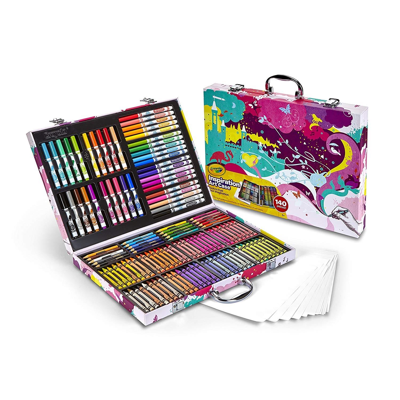 Crayola 绘儿乐 艺术灵感画笔绘画套装