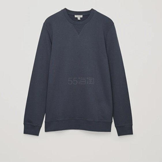 COS 男士藏青色毛衣 (约292元) - 海淘优惠海淘折扣|55海淘网