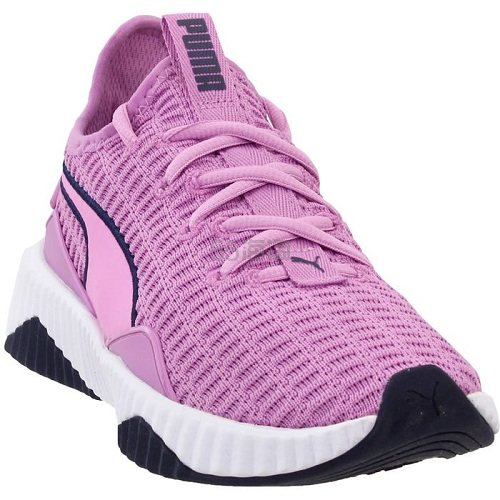 Puma 彪马 Defy Junior 粉紫色运动鞋 女童款 .95(约214元) - 海淘优惠海淘折扣|55海淘网