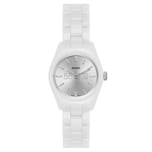 Rado 雷达表 Specchio 系列 银白色女士气质腕表 R31509102 9(约2,060元) - 海淘优惠海淘折扣|55海淘网