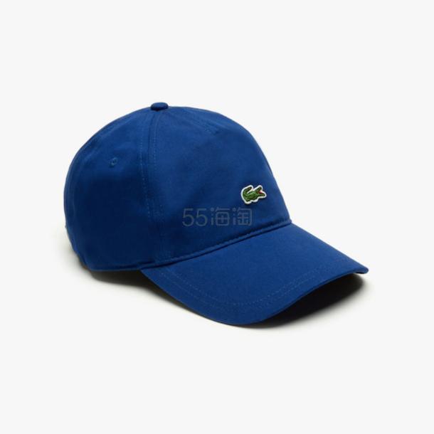 Lacoste 法国鳄鱼 Embroidered Crocodile 男士基础棒球帽 .99(约164元) - 海淘优惠海淘折扣|55海淘网