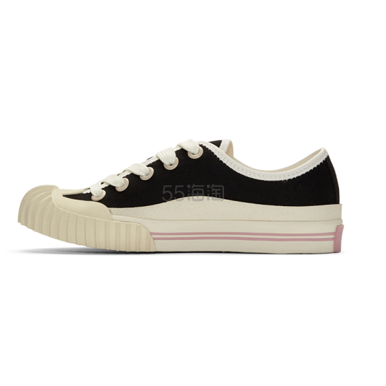ACNE STUDIOS Blå Konst 黑色帆布鞋 0(约2,137元) - 海淘优惠海淘折扣|55海淘网