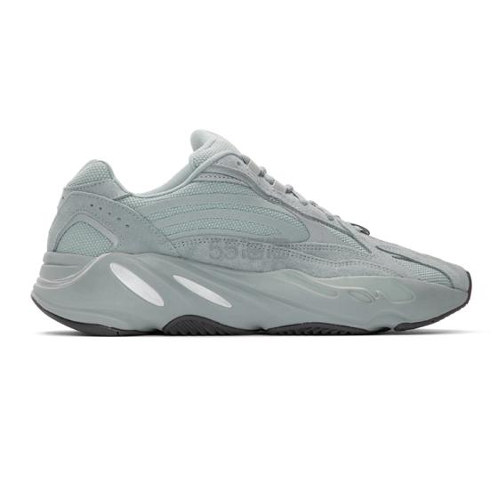 【部分码全】椰子 YEEZY Boost 700 V2 蓝色运动鞋 0(约2,137元) - 海淘优惠海淘折扣|55海淘网