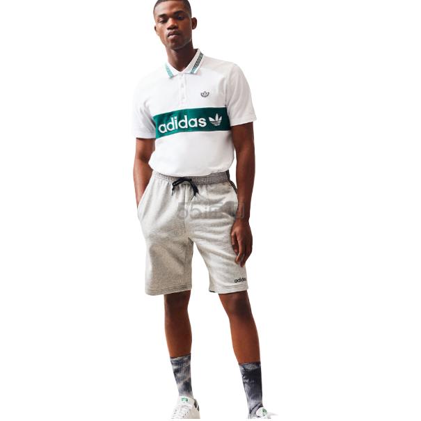上新!adidas 阿迪达斯三叶草 复古Polo衫 (约427元) - 海淘优惠海淘折扣|55海淘网