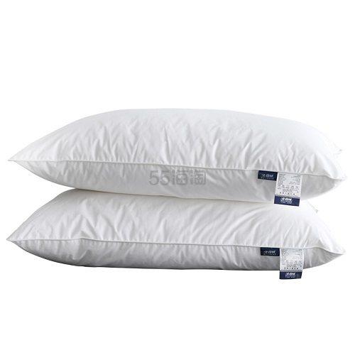 【返利18%】Bejirog 北极绒 枕芯 1只 到手价9.9元 - 海淘优惠海淘折扣|55海淘网